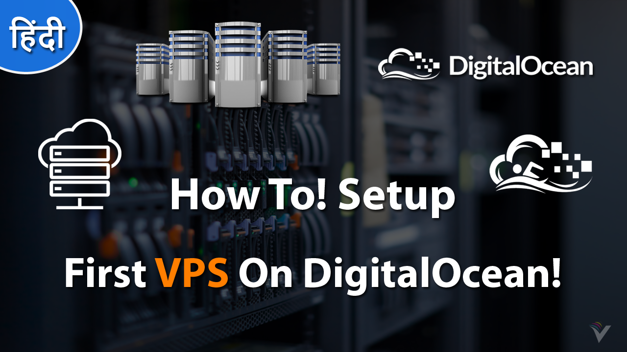 How to Setup First VPS On DigitalOcean