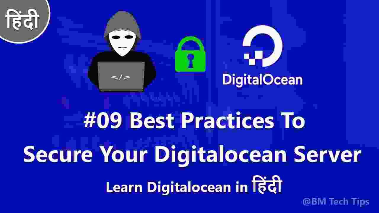 9 Step To Secure Your Digitalocean Server