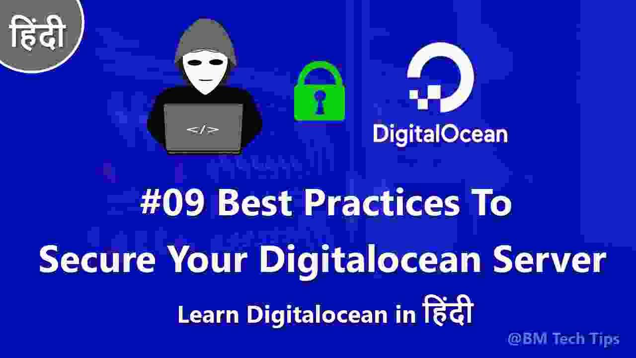 9 Step To Secure Your Digitalocean Server